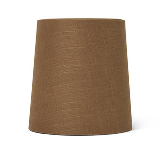 ferm LIVING Hebe Lamp Shade Medium Curry
