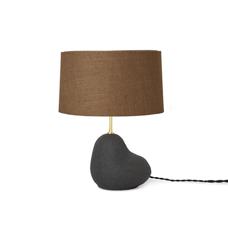 ferm LIVING-collectie Hebe Lamp Base Small zwart