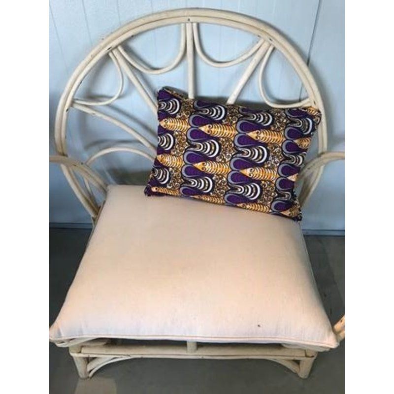 Household Hardware-collectie Cushion cover 35x50 cm drop purple