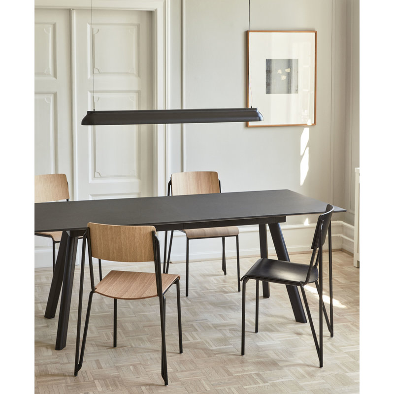 HAY-collectie PC Linear Soft Black