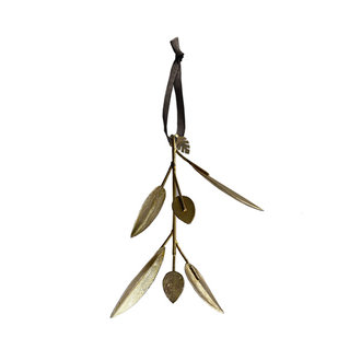 Delight Department-collection METAL LEAF ORNAMENTS