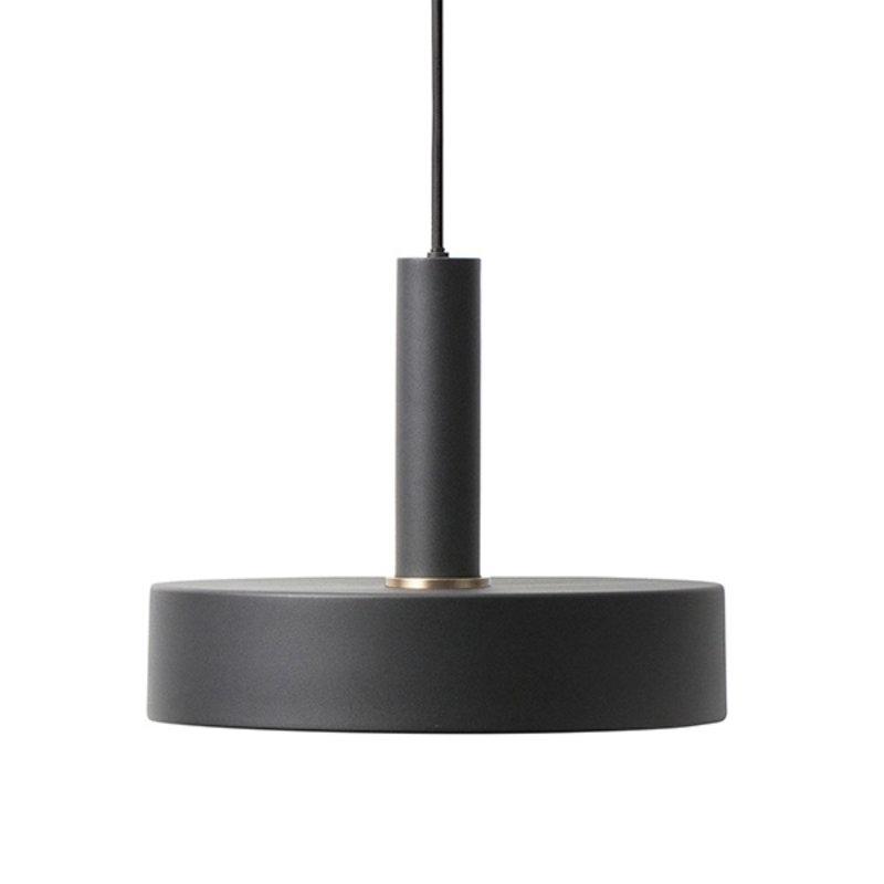 ferm LIVING-collectie Collect hanglamp High zwart