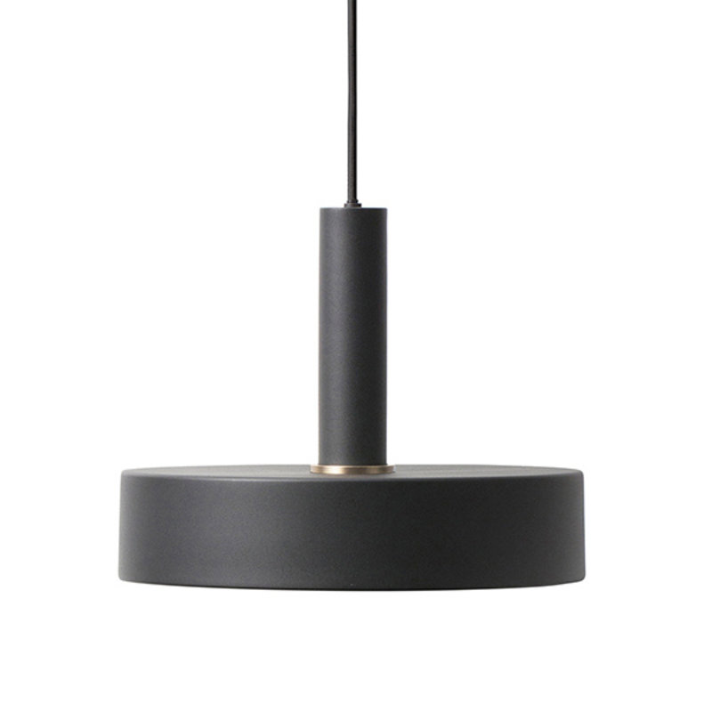 ferm LIVING-collectie Collect Pendant High Black