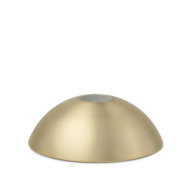 ferm LIVING-collectie Collect Hoop lampenkap Brass