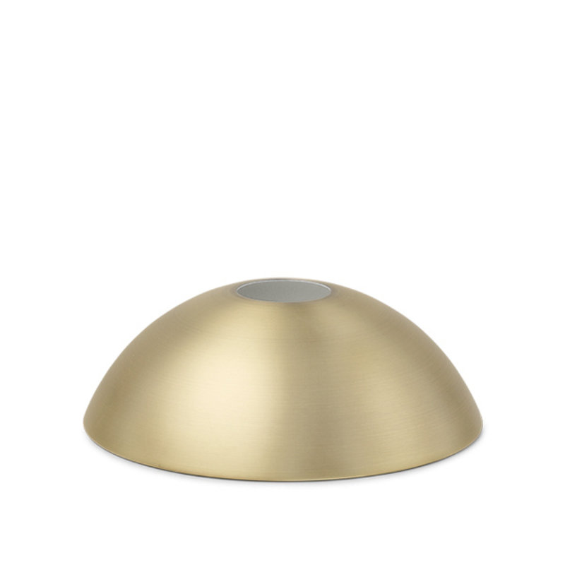 ferm LIVING-collectie Collect Hoop Shade Brass