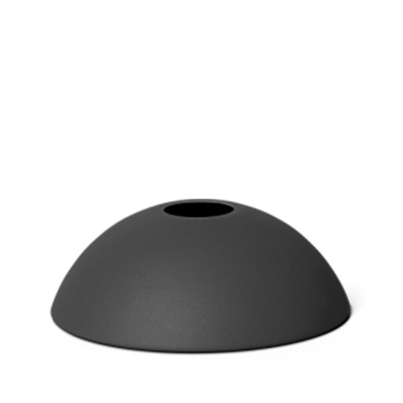 ferm LIVING-collectie Collect Hoop Shade Black