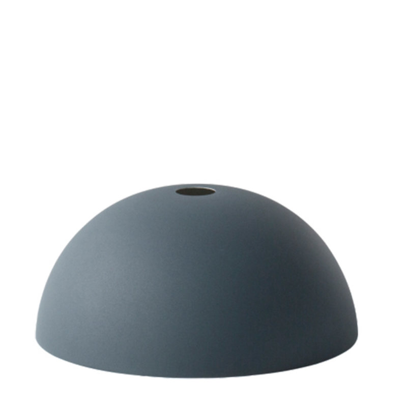 ferm LIVING-collectie Collect Dome lampenkap donkerblauw