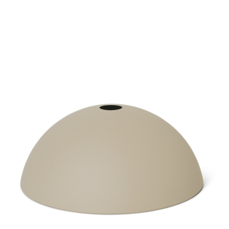 ferm LIVING-collectie Collect Dome Shade Cashmere