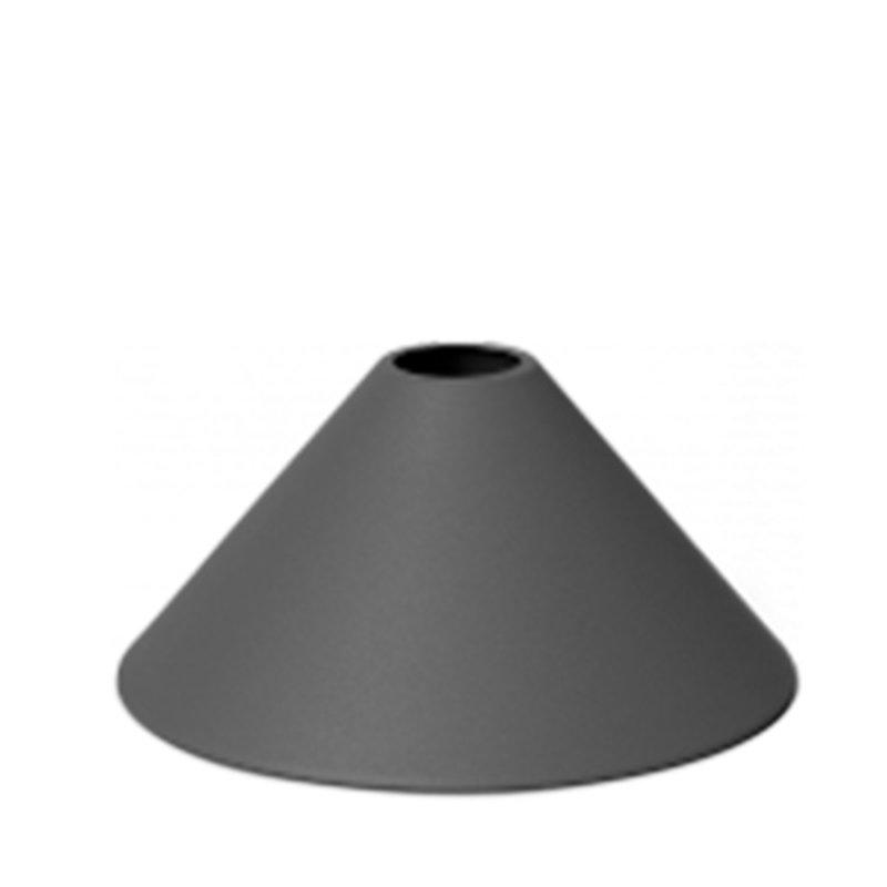 ferm LIVING-collectie Collect Cone lampenkap zwart