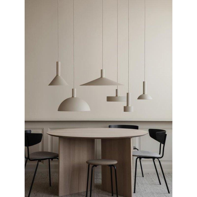ferm LIVING-collectie Collect Angle lampenkap zwart