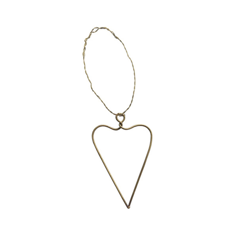 Delight Department-collection WIRE HEART ORNAMENTS
