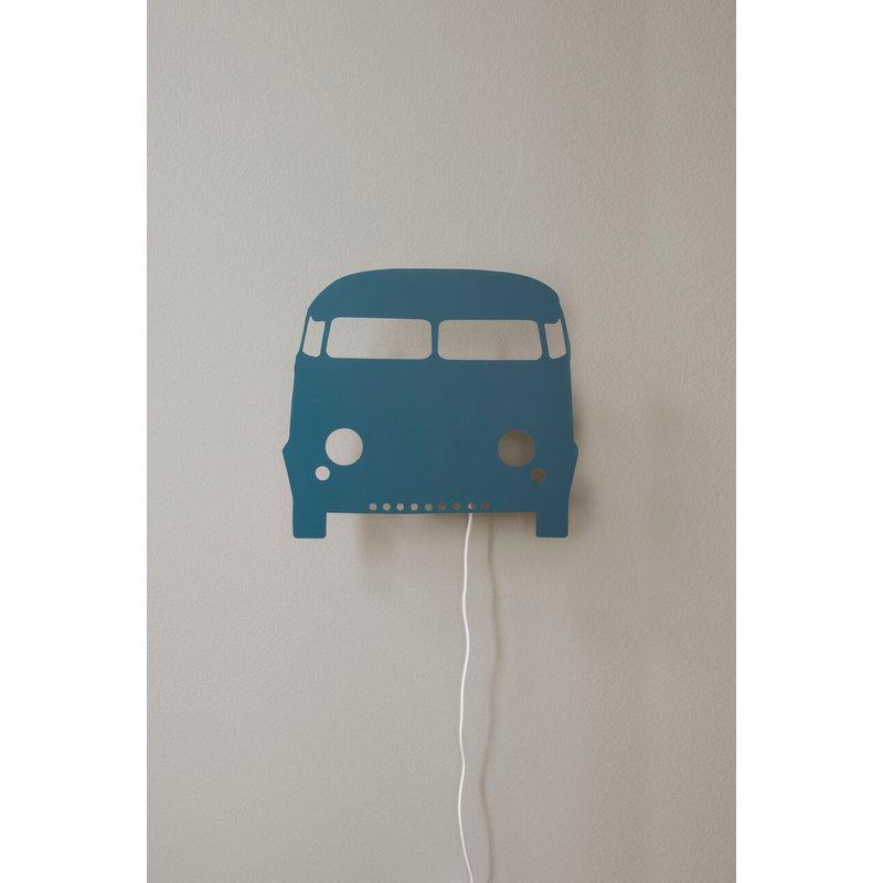 ferm LIVING-collectie Car Lamp Petrol
