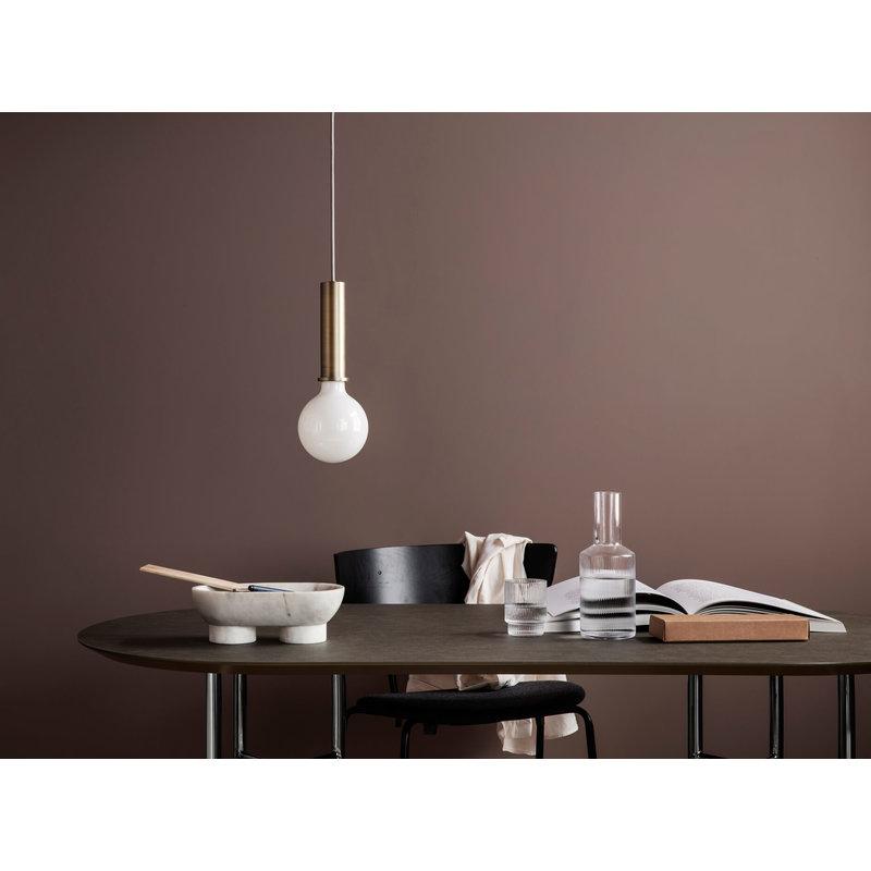 ferm LIVING-collectie Opal LED Ø125 4W