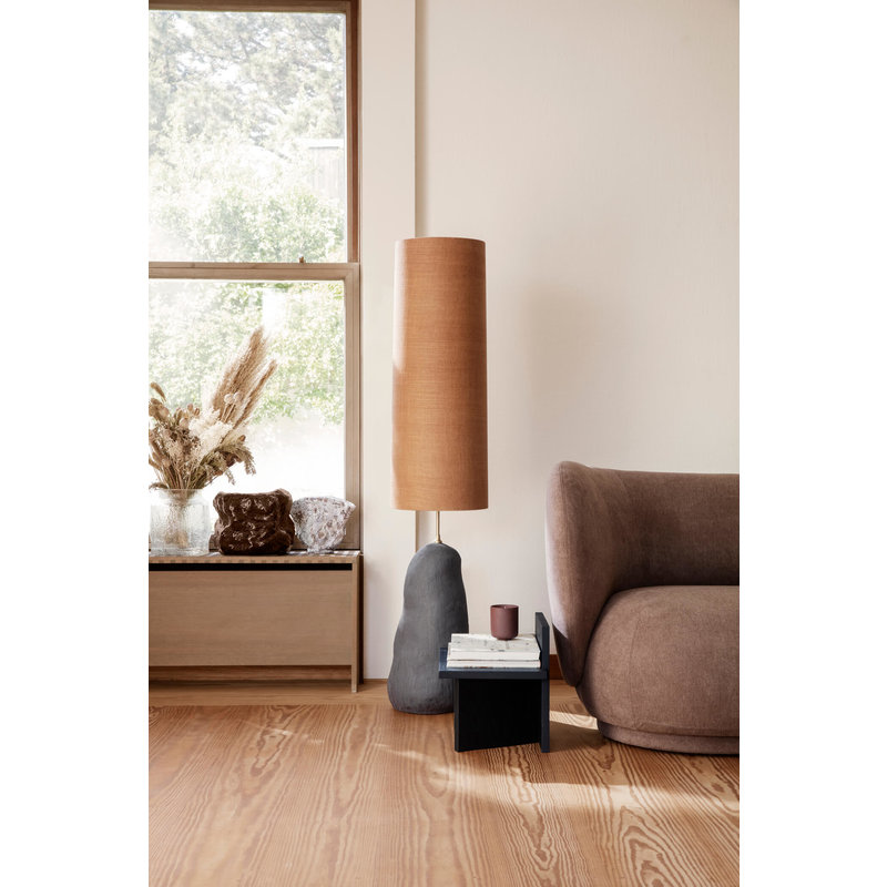 ferm LIVING-collectie Hebe Lamp Shade Long Curry