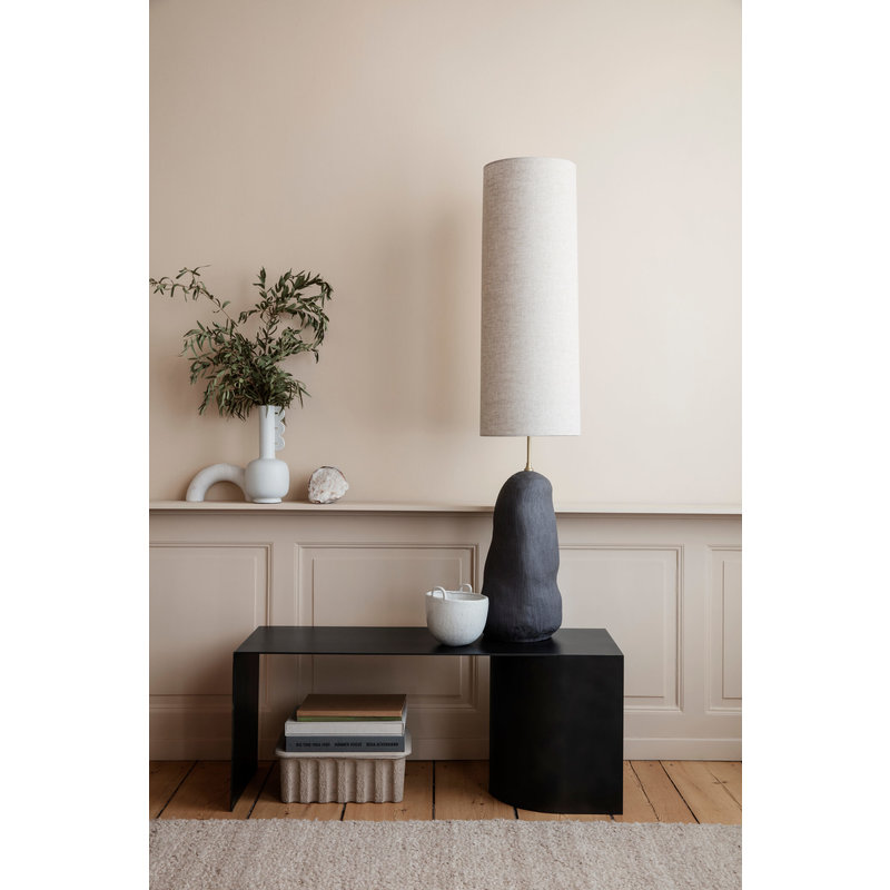 ferm LIVING-collectie Hebe Lamp Base Large Off White