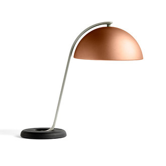 HAY Cloche lamp zwart-mocca