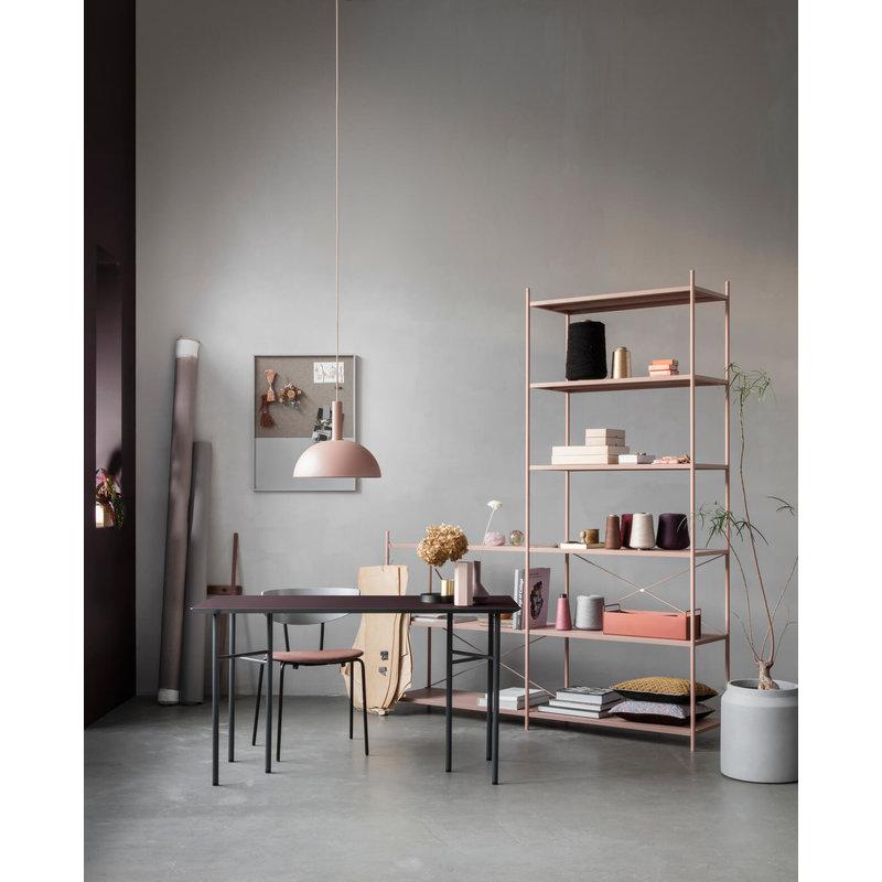 ferm LIVING-collectie Collect Hoop lampenkap lichtgrijs
