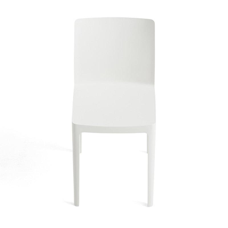 HAY-collectie Élémentaire Stoel Cream wit