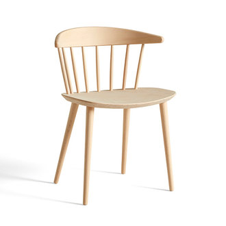 HAY J104 CHAIR Nature soaped beech