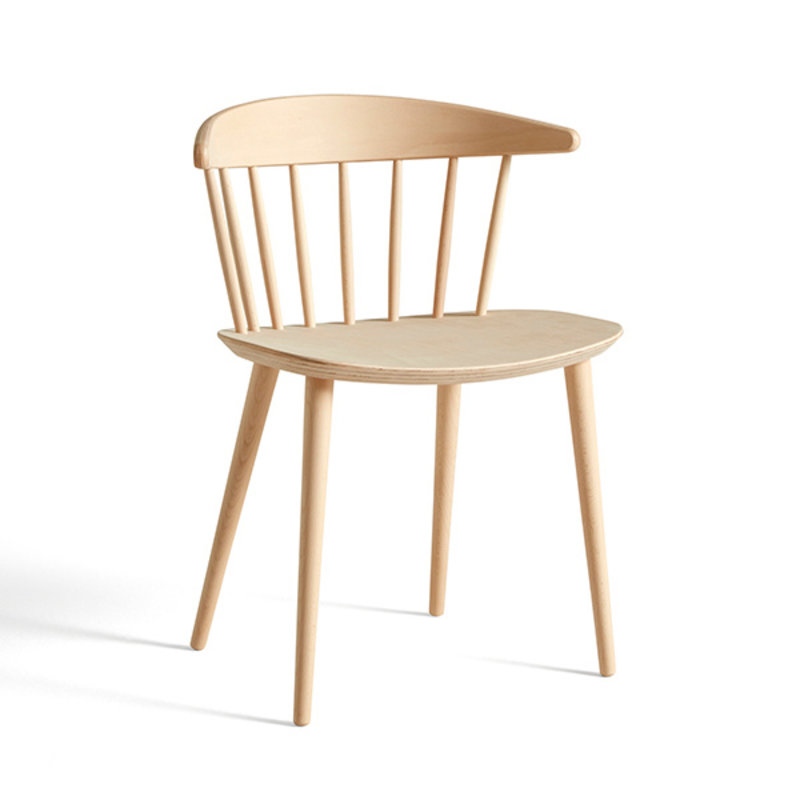 HAY-collectie J104 CHAIR Nature soaped beech