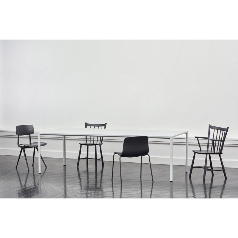HAY-collectie J41 CHAIR Black stained beech