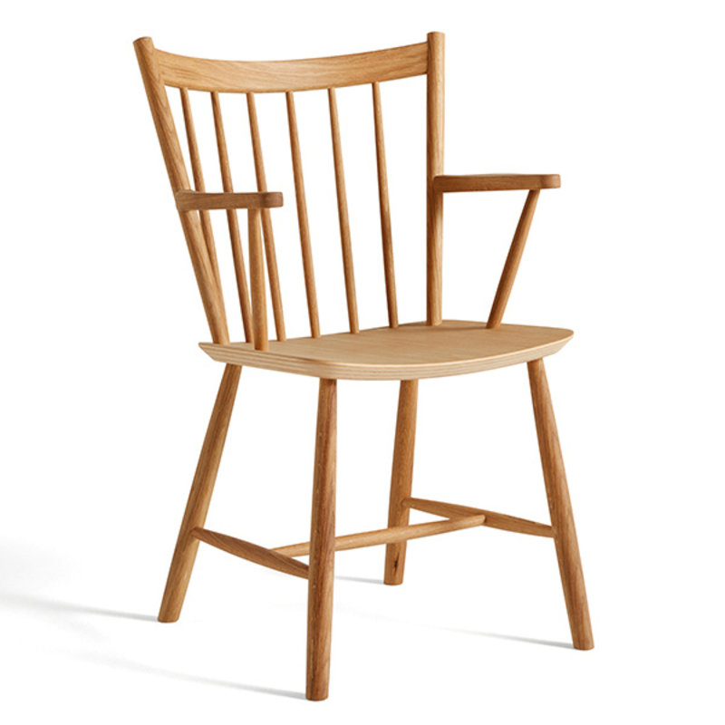 HAY-collectie J42 CHAIR Oiled oak