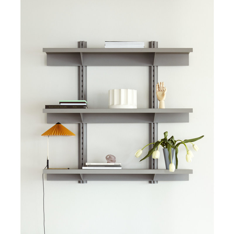 HAY-collectie Wandkast Standard Issue 3 laags 120cm