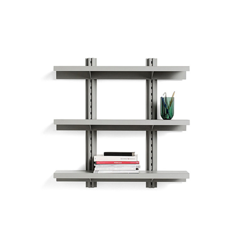 HAY-collectie Wandkast Standard Issue 3 laags 90cm