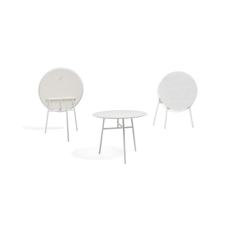 HAY-collectie TILT TOP TABLE WHITE