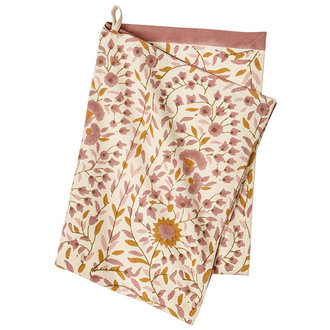 Bungalow Kitchen Towel Kollam Rose