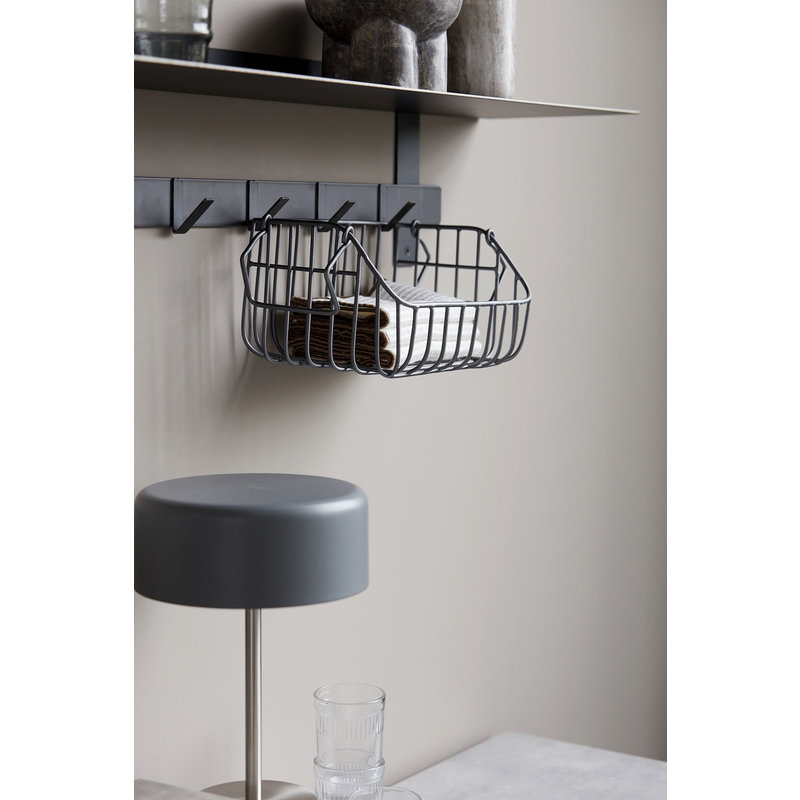 House Doctor-collectie Storage, Nagpur, Grey