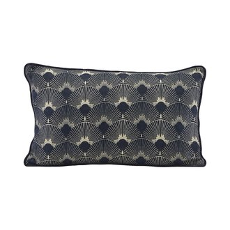 House Doctor Cushion cover, Ananda, Blue