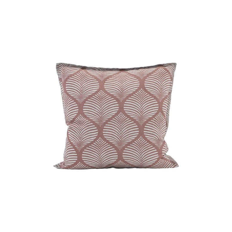 House Doctor-collectie Pillowcase, Paper, Nude