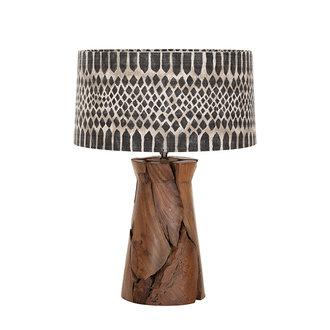 MUST Living Tafellamp Jungle tribal -S-
