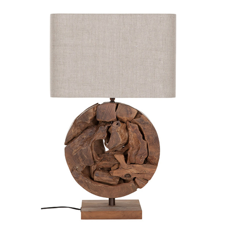 MUST Living-collectie Table lamp all around the world