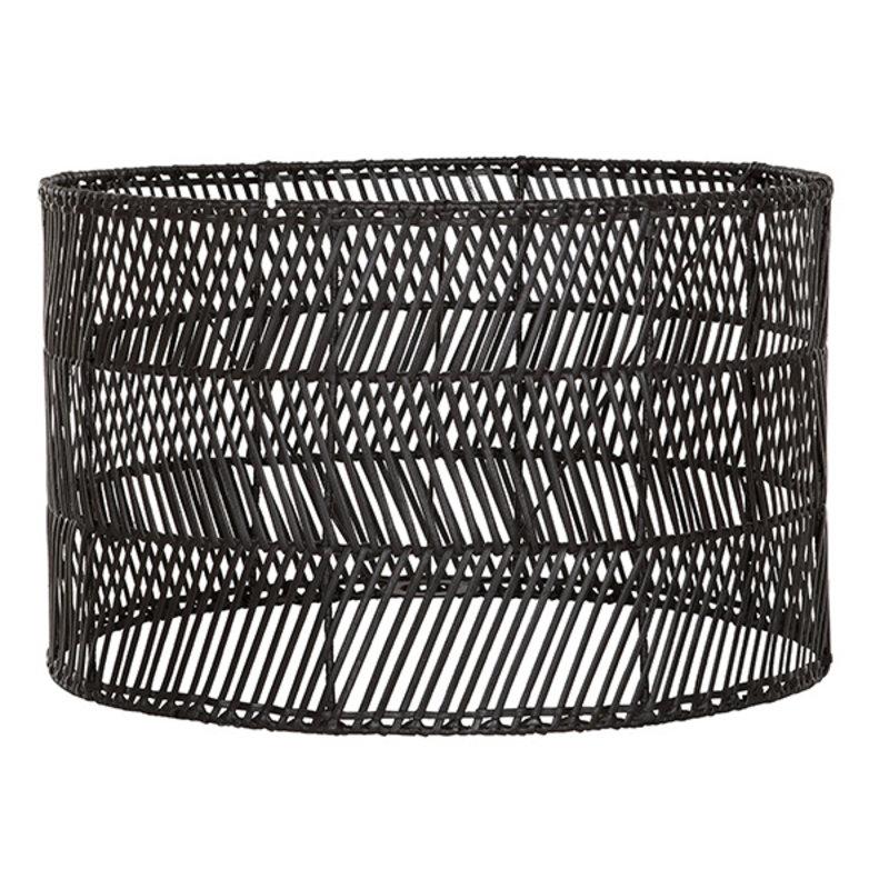 MUST Living-collectie Lampenkap San Rafael zwart