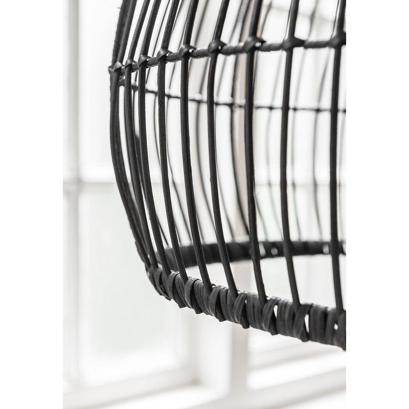 MUST Living-collectie Hanglamp Las Salinas -L- zwart