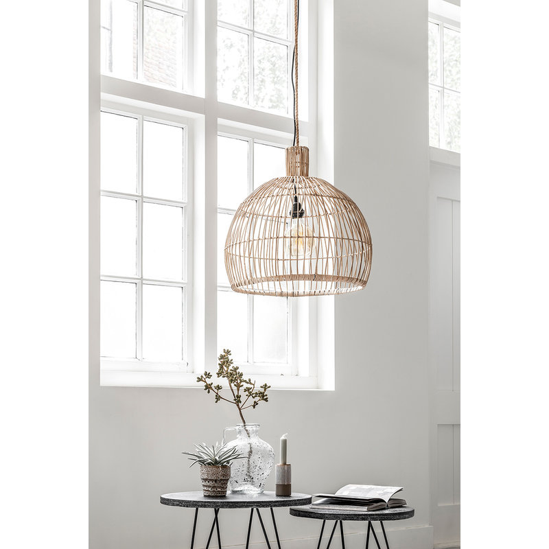 MUST Living-collectie Pendant lamp Las Salinas Large NATURAL