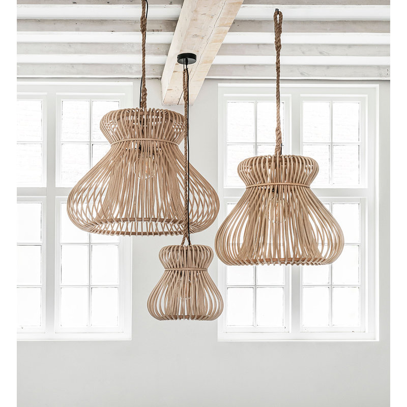 MUST Living-collectie Hanglamp Fungo -L-
