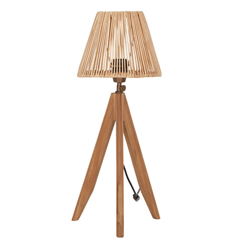 MUST Living-collectie Table lamp Montecristo NATURAL