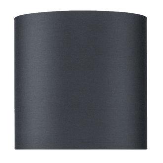 it's about RoMi Boston lampenkap dark grey 45x25 cm