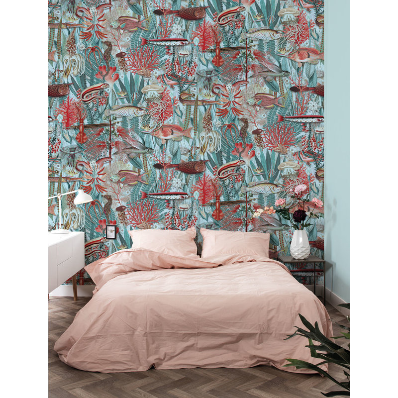 KEK Amsterdam-collectie Underwater Jungle 687 Wallpaper Mural