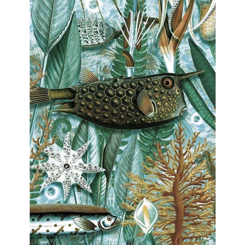 KEK Amsterdam-collectie Underwater Jungle 688 Wallpaper Mural
