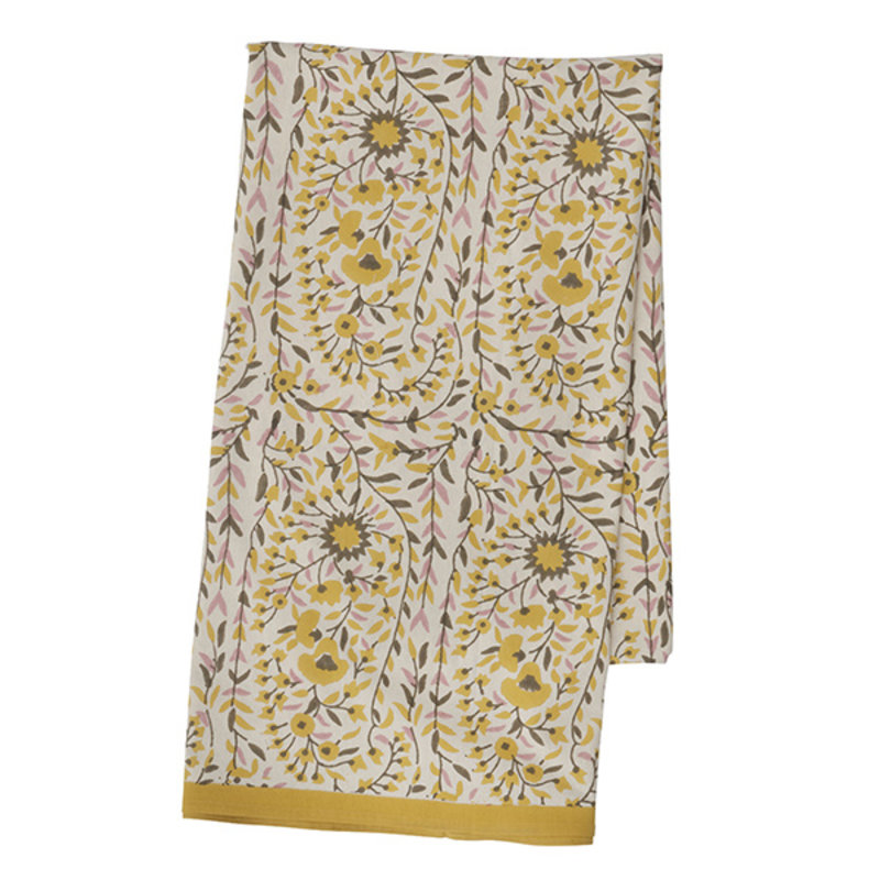 Bungalow-collectie Tablecloth 150x250 cm Kollam Curry