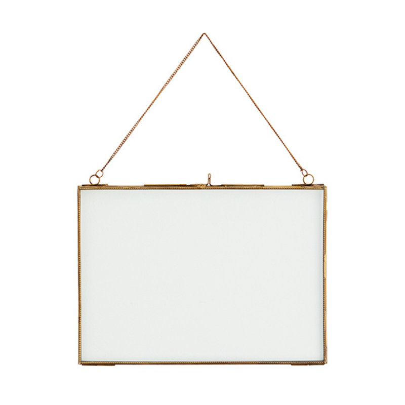 Madam Stoltz-collectie Hangend fotolijstje 29,5x21 cm