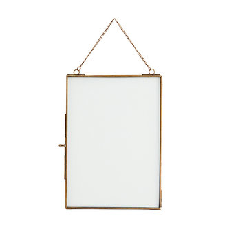 Madam Stoltz Hanging photo frame 21x29,5 cm