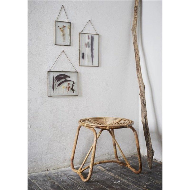 Madam Stoltz-collectie Hanging photo frame 21x29,5 cm