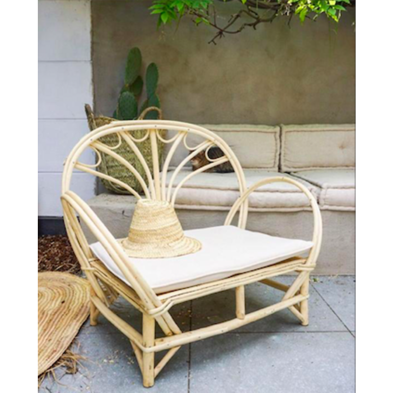 Household Hardware-collectie Essaouira lounge chair
