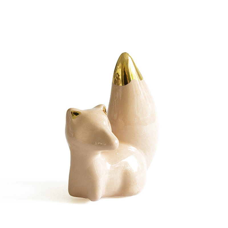 Atelier W.-collectie Figurine What does the fox say nude