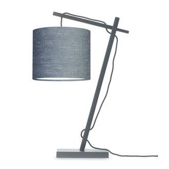 Good&Mojo Tafellamp Andes zwart/donkergrijs